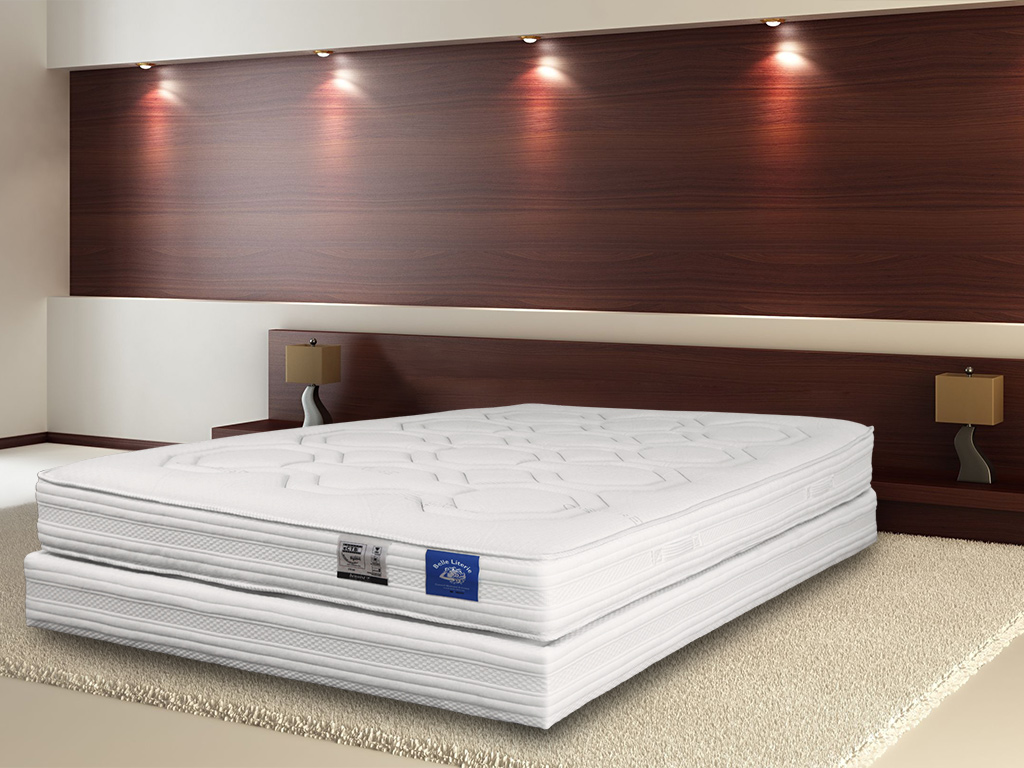 Matelas Imperio Kashmir latex naturel 90 cm x 190 cm